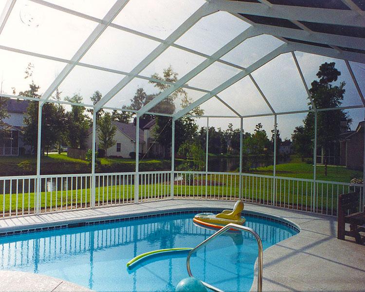 Diy Pool Enclosures Florida Diy Projects