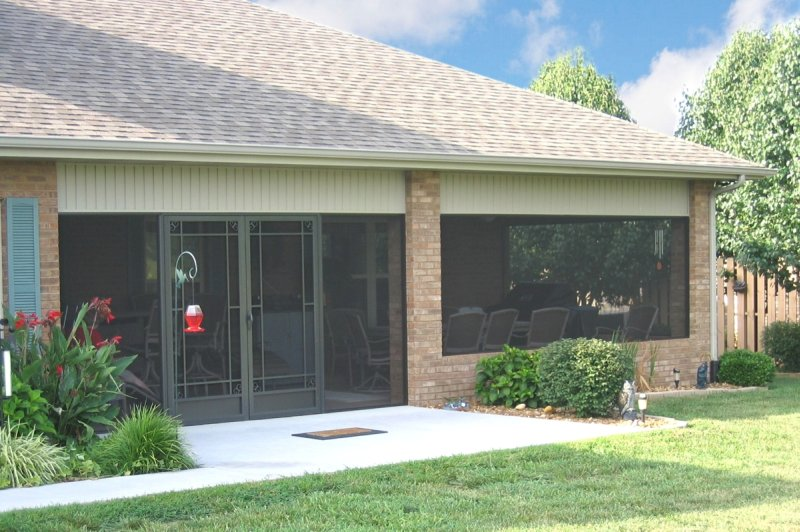 Front Entry Enclosures - Accurate Aluminum - Call 239-940-1471