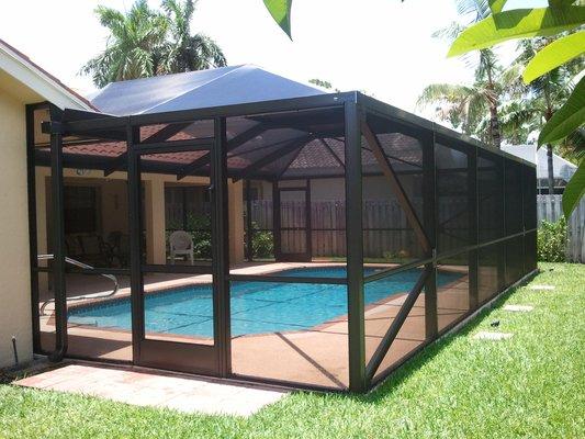 Swimming Pool Screen Florida